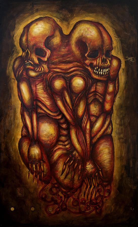 Soulmates -Dark Romance Painting