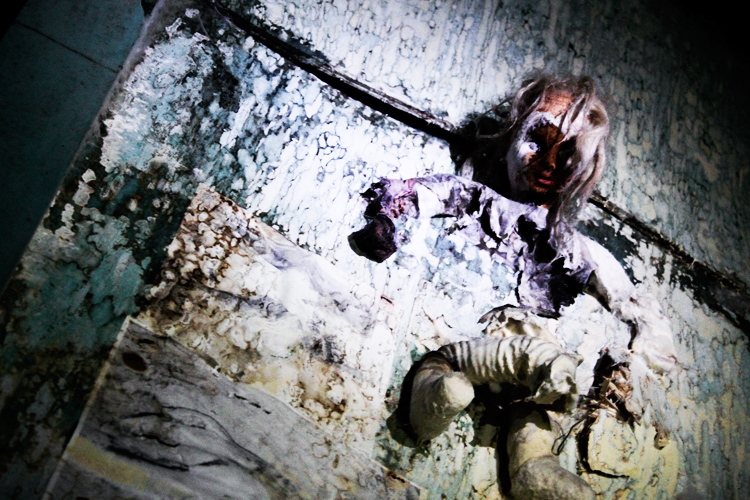 Doll - Alive Underground - Urbex Photography of Abandoned Caves