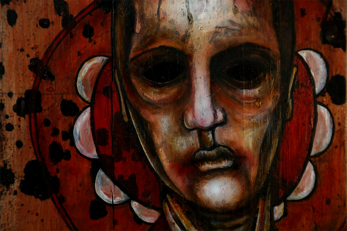 Sanctified - Detail